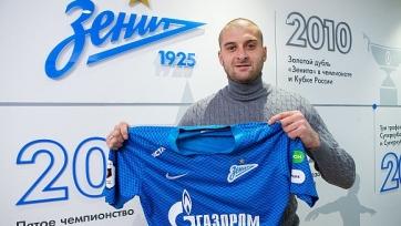 Официально: Ракицкий – игрок «Зенита»