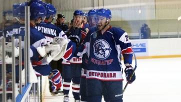 «Астана» проиграла «Кулагеру»
