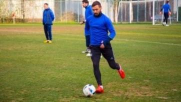 Полузащитник «Алтая» перешел в «Кызыл-Жар СК»