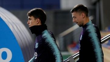 Денис Суарес сегодня продлит контракт с «Барселоной» и уйдет в «Арсенал»