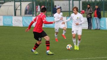 «Тобол» в товарищеском матче обыграл чемпионов Таджикистана. Видео