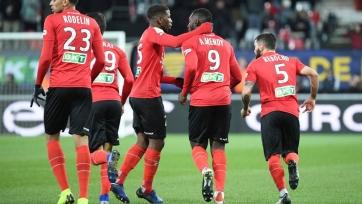 Головин впервые забил, но «Монако» выбыл из Кубка французской лиги