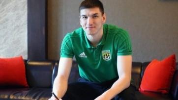 «Тобол» подписал защитника из России