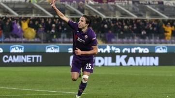 «Фиорентина» унизила «Рому» в четвертьфинале Кубка Италии