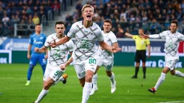 Защитник «Рубина» не захотел переходить в «Зенит»