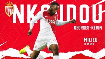 «Тоттенхэм» одолжил полузащитника «Монако»