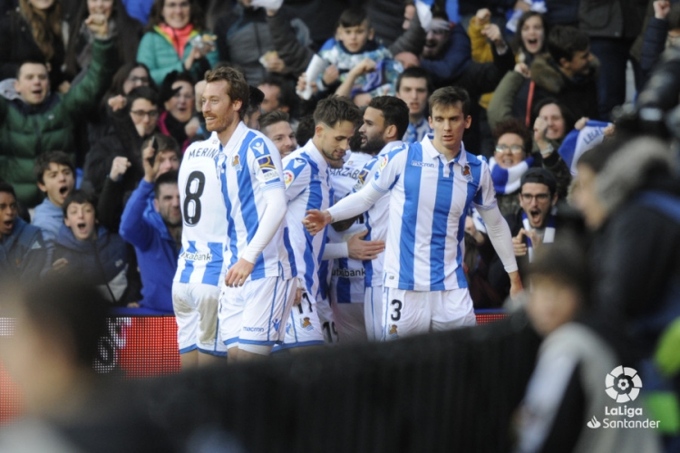 «Реал Сосьедад» – «Атлетик» – 2:1. 02.02.2019. Чемпионат Испании. Обзор и видео матча