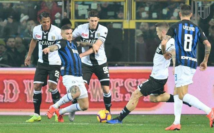 «Парма» – «Интер» – 0:1. 09.02.2019. Чемпионат Италии. Обзор и видео матча