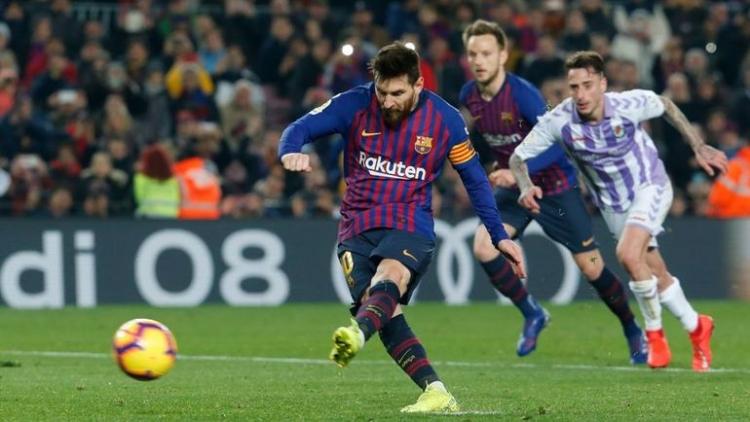 «Барселона» – «Вальядолид» – 1:0. 16.02.2019. Чемпионат Испании. Обзор и видео матча