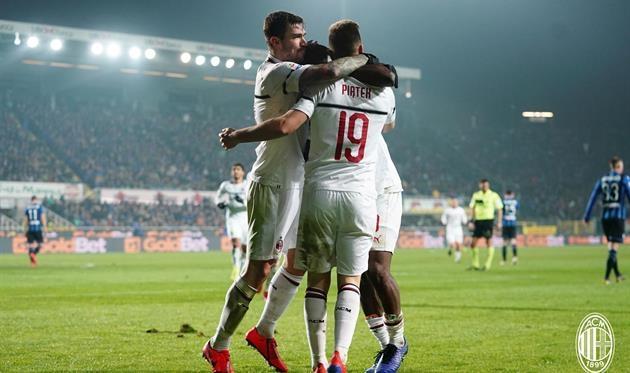 «Аталанта» – «Милан» – 1:3. 16.02.2019. Чемпионат Италии. Обзор и видео матча