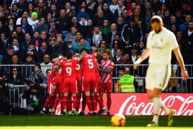 «Реал» – «Жирона» – 1:2. 17.02.2019. Чемпионат Испании. Обзор и видео матча