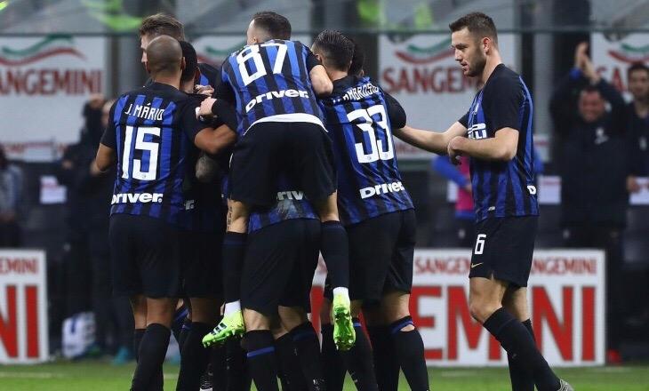 «Интер» – «Сампдория» – 2:1. 17.02.2019. Чемпионат Италии. Обзор и видео матча
