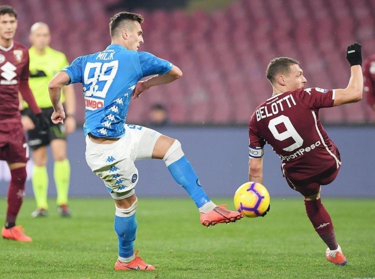 «Наполи» – «Торино» – 0:0. 17.02.2019. Чемпионат Италии. Обзор и видео матча