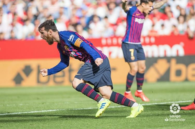 «Севилья» – «Барселона» – 2:4. 23.02.2019. Чемпионат Испании. Обзор и видео матча