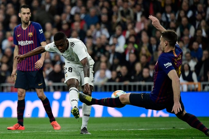 «Реал» Мадрид – «Барселона» - 0:3. Текстовая трансляция матча