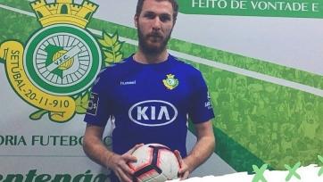Вратарь сборной Грузии сменил клуб в Португалии