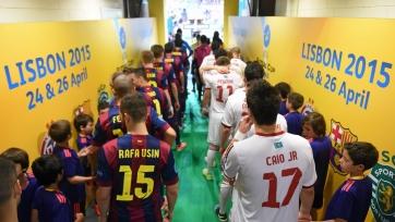 «Кайрат» сыграет с «Барселоной» в «Финале четырех» футзальной Лиги чемпионов