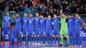 Сборная Казахстана по мини-футболу переиграла Хорватию