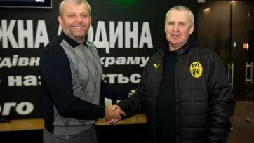 Бывший наставник «Локомотива» возглавил команду украинской Первой лиги