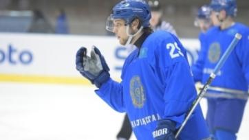 Сборная Казахстана сыграет на турнире в Южной Корее