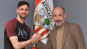 «Атлетик» подписал сына экс-игрока «Барселоны»