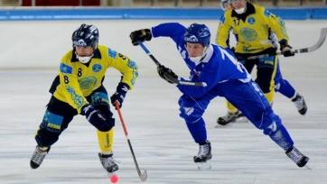Хоккей с мячом. Казахстан проиграл в матче за третье место чемпионата мира