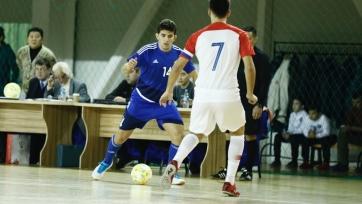Футзальные сборные Казахстана и Хорватии обошлись и без голов, и без победителя