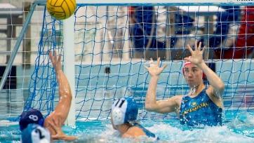 «Айша-Биби» продлила беспроигрышную серию в чемпионате России по водному поло