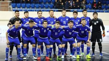 Стали известны соперники Казахстана в отборочном раунде ЧМ по футзалу
