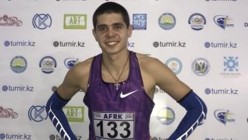 Федерация легкой атлетики Казахстана назвала лучшего спортсмена января