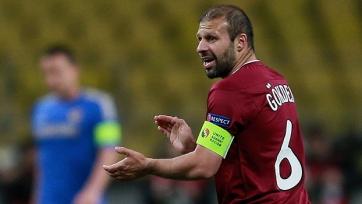 «Рубин» задолжал Караденизу 64 млн рублей, но просит от игрока понимания