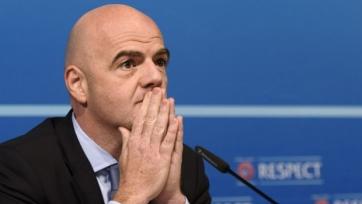 Инфантино близок к продлению своего пребывания во главе ФИФА