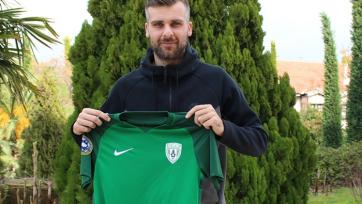 «Атырау» объявил о подписании бывшего игрока сборной Словении