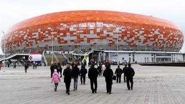 Сборная России проведет матчи в Саранске и Нижнем Новгороде
