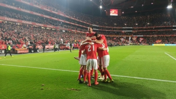 «Бенфика» минимально одолела «Спортинг» в первом полуфинальном матче Кубка Португалии