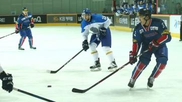 Сборная Казахстана одержала вторую победу на Кубке Наследия