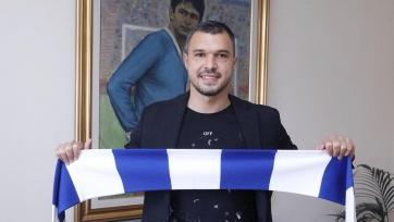 Бывший форвард «Ювентуса» и «Манчестер Сити» перешел в «Левски»