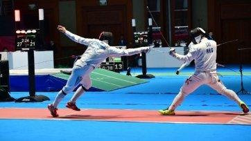 Стал известен состав сборной Казахстана на этап Кубка мира по фехтованию