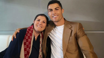 Мама Криштиану Роналду продолжает борьбу за свою жизнь