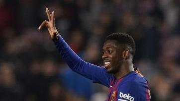«Барселона» снова может рассчитывать на Дембеле