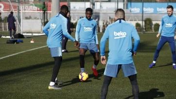 «Барселона»: Умтити вернулся в общую группу, Артур вылетел на четыре недели