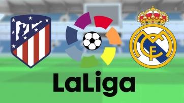 «Атлетико» – «Реал» – 1:3. Текстовая трансляция матча