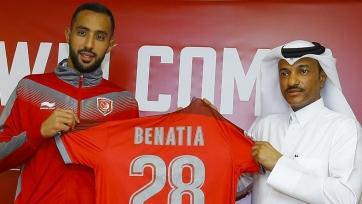 Бенатия рассказал, почему предпочел катарский клуб «Арсеналу» и «МЮ»