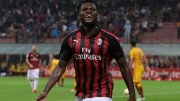 «Милан» надумал продать Кесси