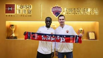 Два игрока «Сент-Этьена» подписали контракты с китайским клубом