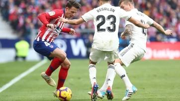 Мадридское дерби осталось за «Реалом»