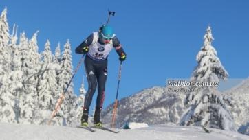 Сборная Казахстана по биатлону занимает 23-е место в Кубке наций