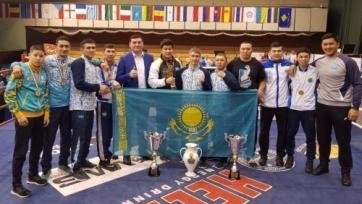 Казахстанцы привезли три «золота» из Венгрии с Мемориала Бочкая