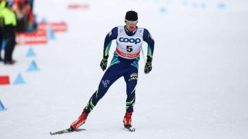 Полторанин выиграл 15-километровую гонку на Альпийском Кубке