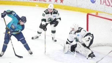 В чемпионате Казахстана по хоккею «Кулагер» и «Алтай-Торпедо» одержали очередные победы